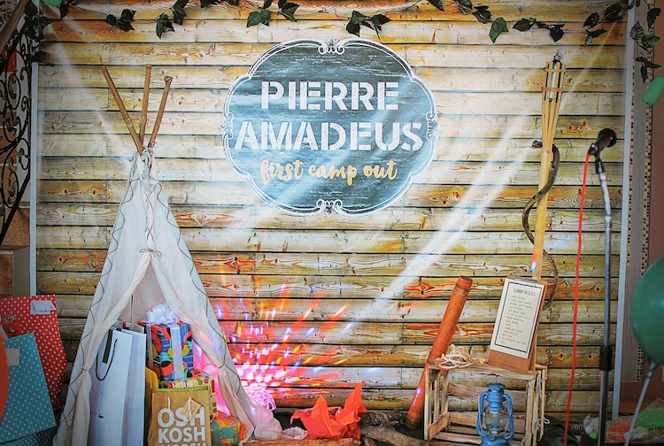 Homemade Parties_DIY Camp Party_Pierre06