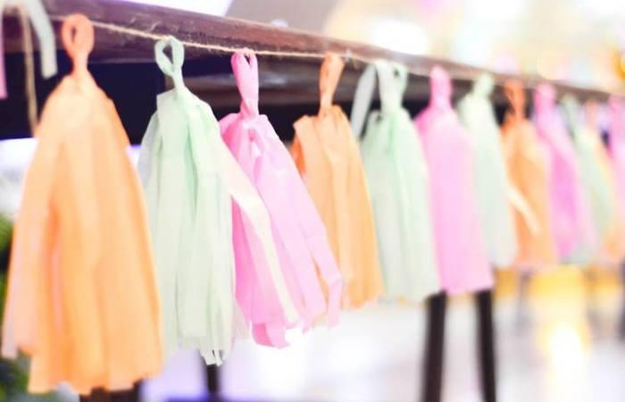 School of Styling: Tassel Garlands and Piñatas