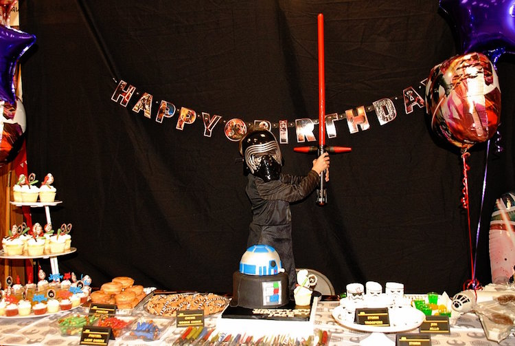 Homemade Parties_DIY Star Wars Party_Jace15