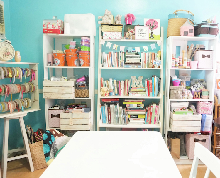 Homemade Parties DIY Party _Pretty Craft Rooms 09