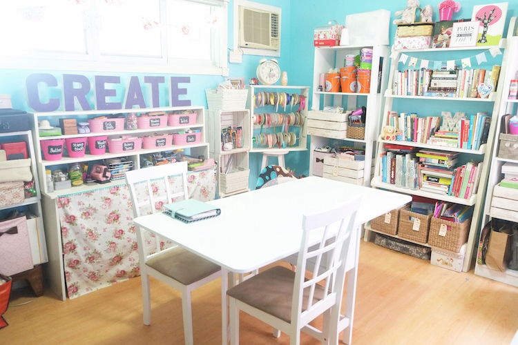 Homemade Parties DIY Party _Pretty Craft Rooms 11