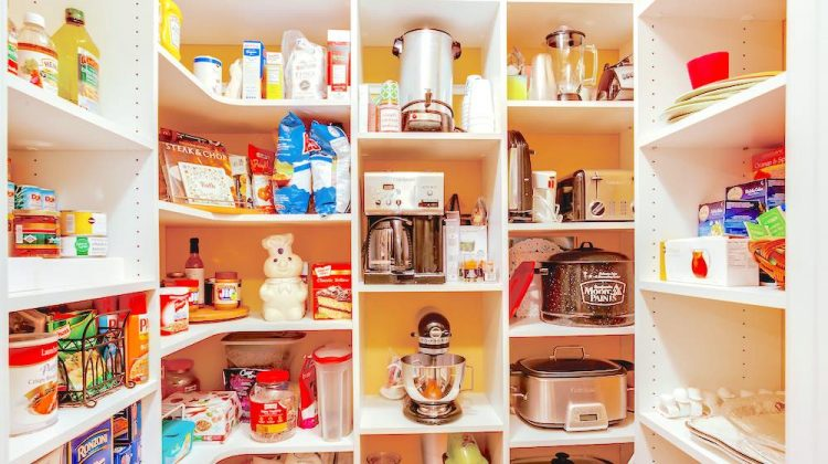 Clever Kitchen Pantry Ideas That Are Easy To Keep Up And Manage