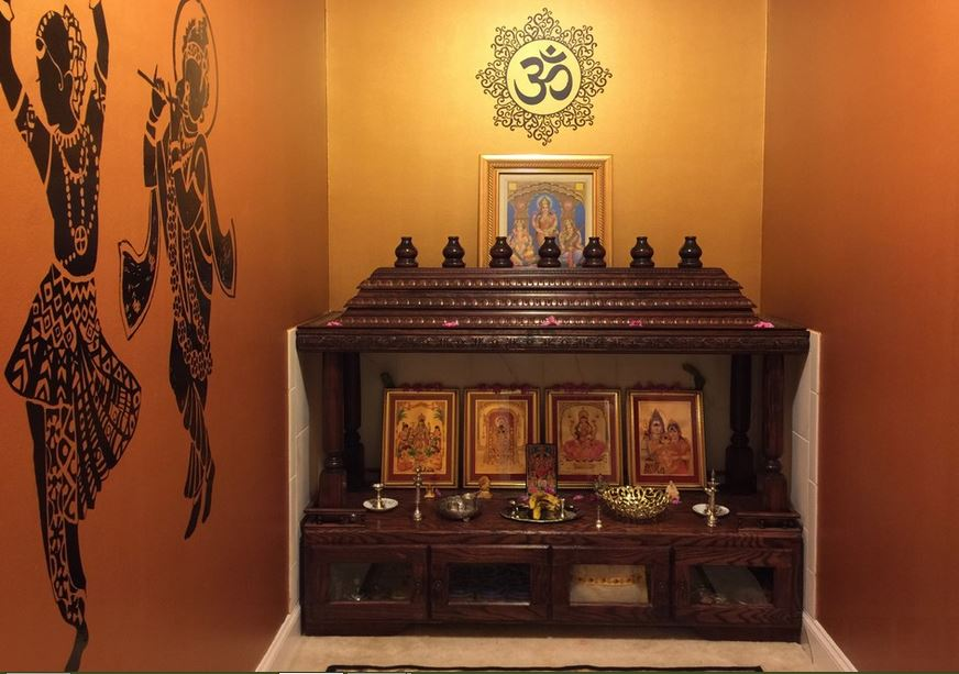 Pooja Room Designs In Hall Pooja Mandir For Home Pooja
