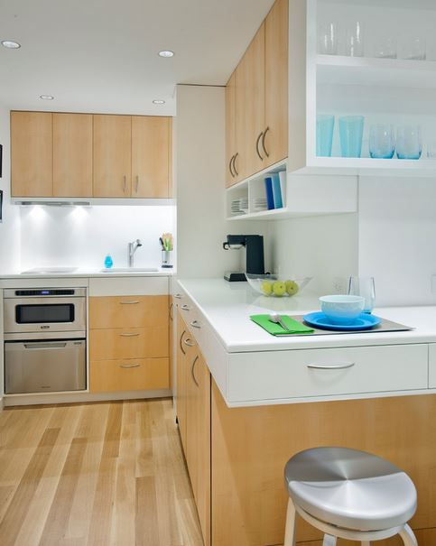 Simple Kitchen Design For Very Small House Kitchen