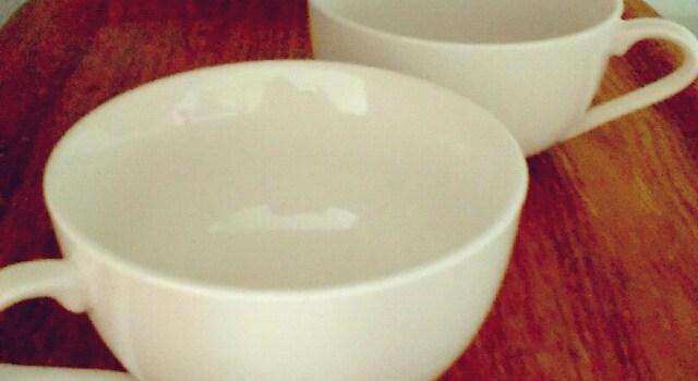 セリア 紅茶カップ