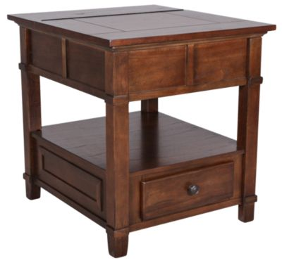 Ashley Gately End Table Homemakers Furniture