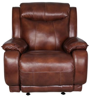 Southern Motion Velocity Leather Rocker With Power