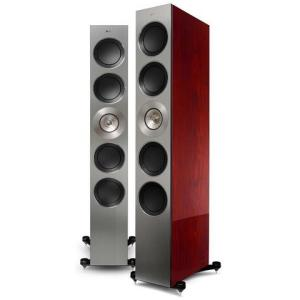 KEF Reference 5 Floorstanding Speakers Luxury Gloss Rosewood