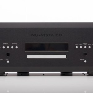 Musical Fidelity Nu-Vista CD black
