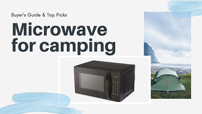 5 best microwaves for camping small