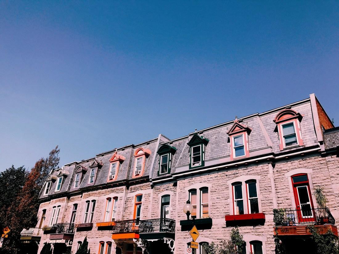 plateau, Bilan de nos 1 mois a Montreal