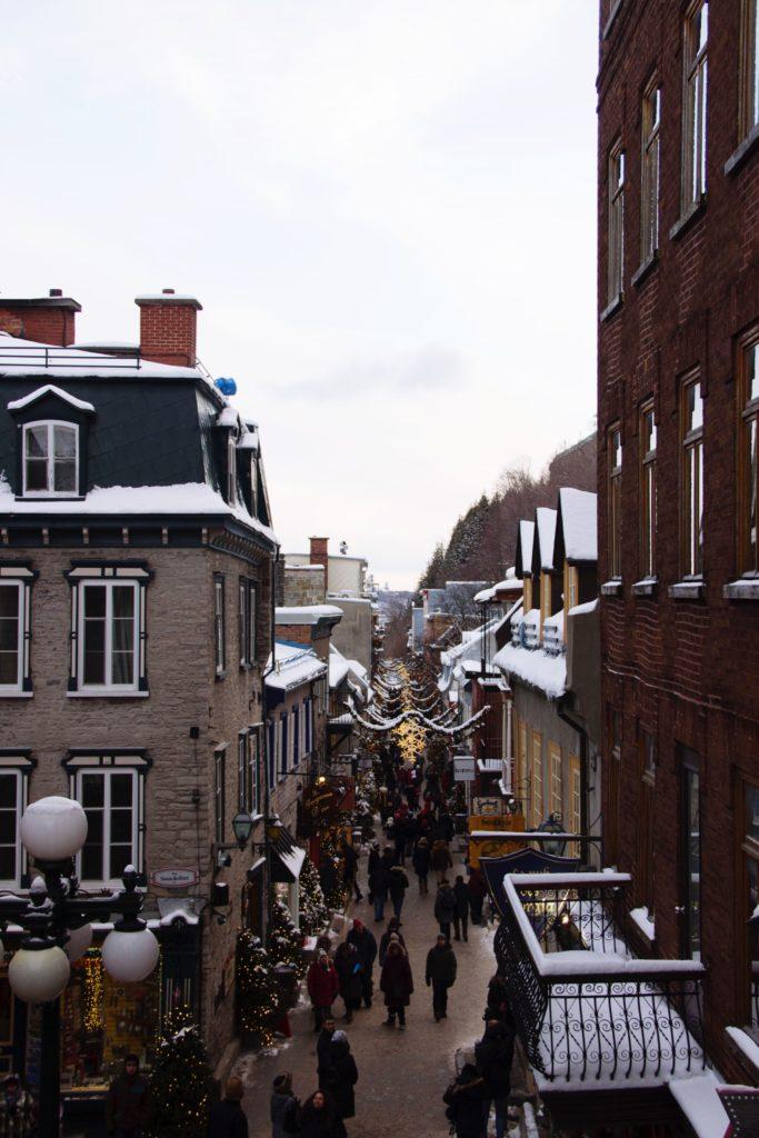 petit Champlain Quebec