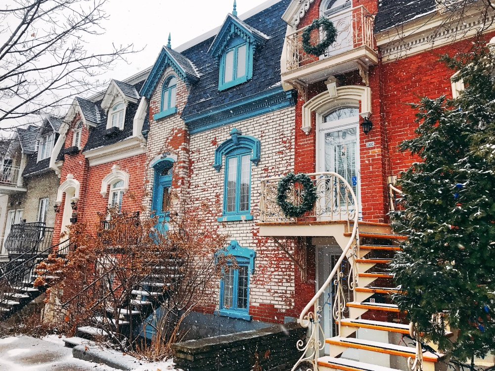 maisons montreal