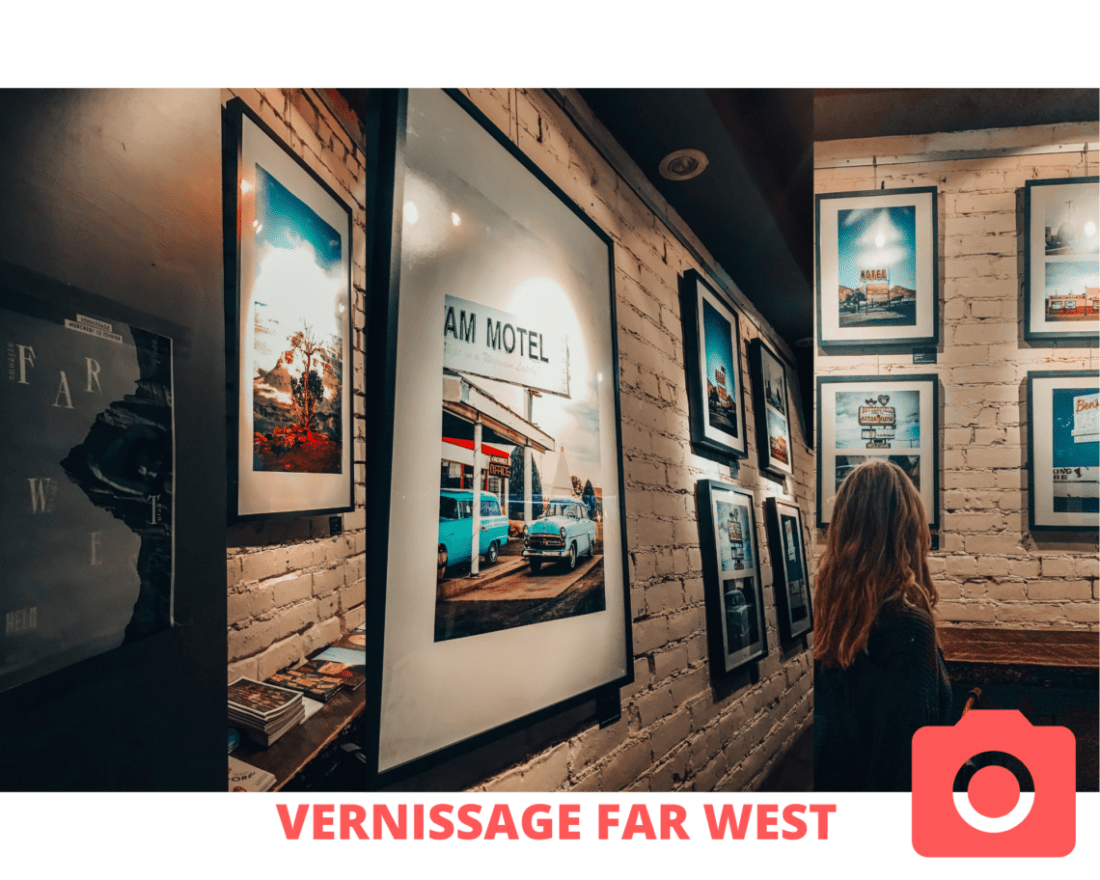 vernissage far west