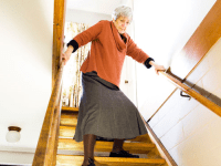 home Mobility Stairlifts, elderly woman, falls in the home