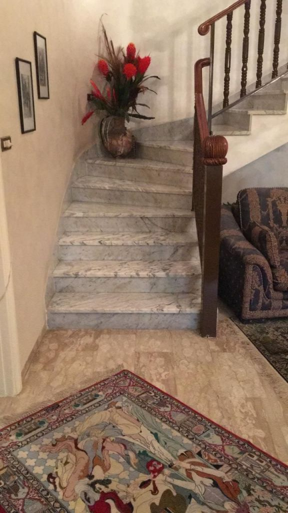 Home Mobility stairlift- virtual survey pictures