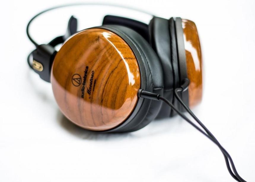 Audio Technica ATH-W1000Z zárt fejhallgató