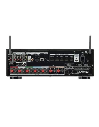 Denon AVR-X1500H házimozi erősítő