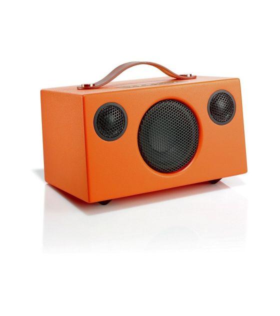 Audio Pro T3 hordozhato Bluetooth-os hangszoro narancs