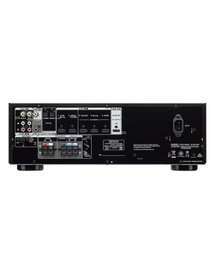 Denon AVR-X250BT házimozi erősítő