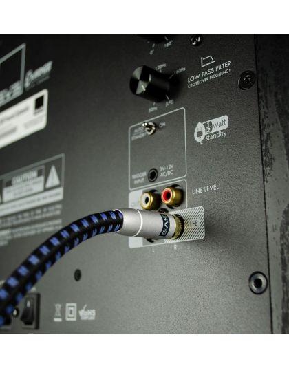 SVS Soundpath RCA Interconnect mélyláda és audió kábel