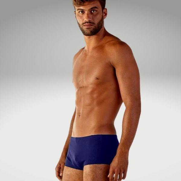 Peças básicas do guarda-roupa masculino - sunga - Único