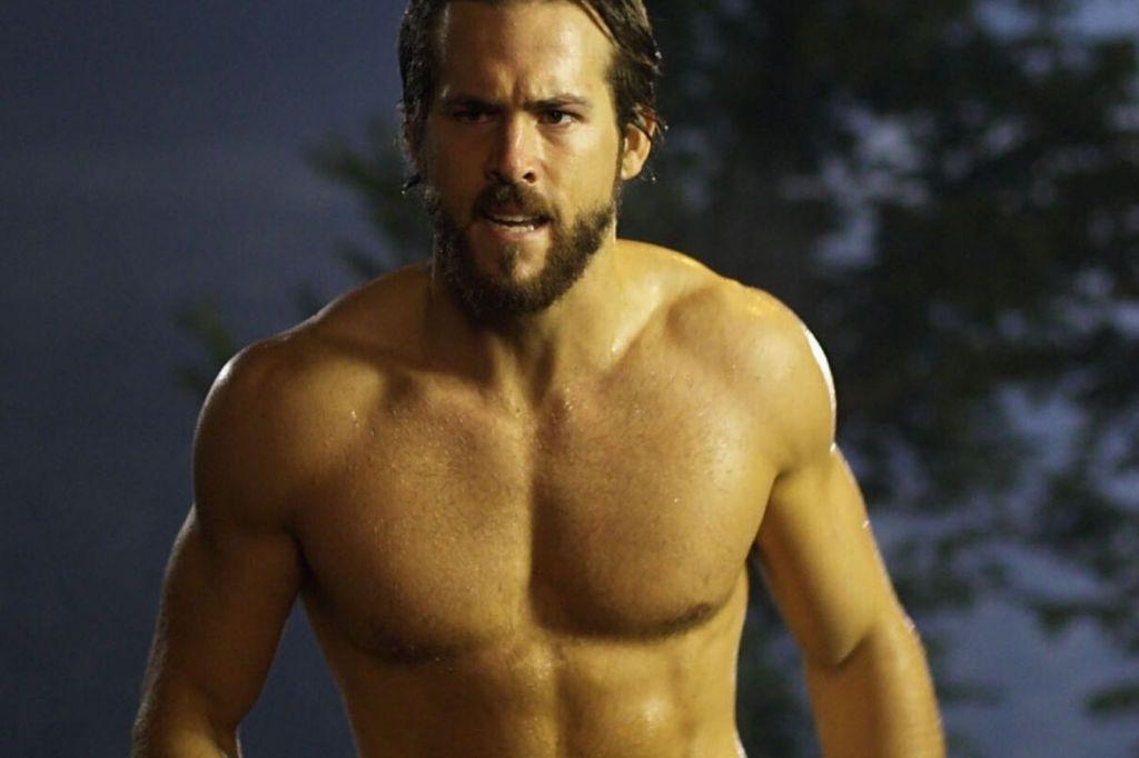 Único Os treinos monstros dos super-heróis do cinema - Ryan Reynolds - Deadpool
