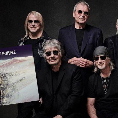 Deep Purple Whoosh! novo álbum 2020