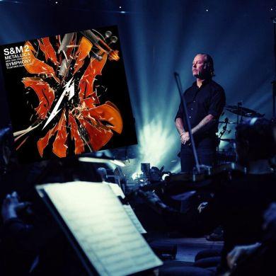Único - Metallica-San-Fransisco-Symphony