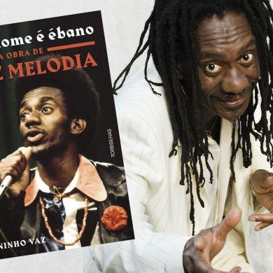 Único - livro Meu nome é ébano – A vida e a obra de Luiz Melodia