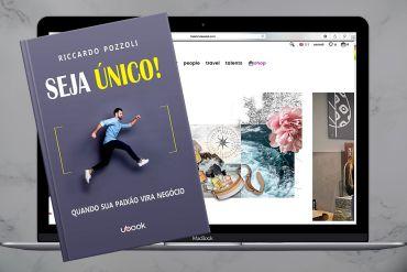 Único -livro Seja único! Quando sua paixão vira negócio - Riccardo Pozzoli