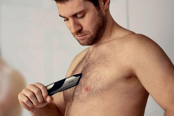 Único - métodos de depilação masculina