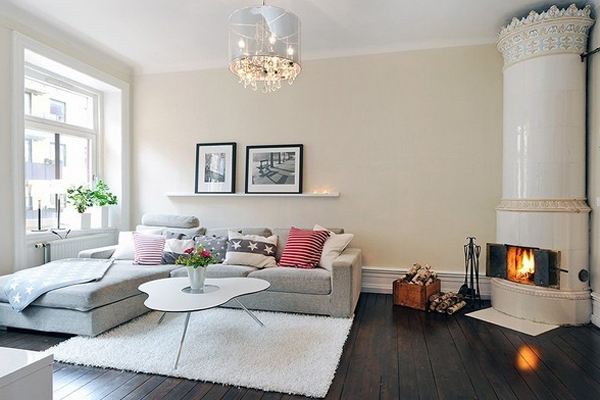 Small Living Room With Fireplace on Small Space Small Living Room With Fireplace  id=47881