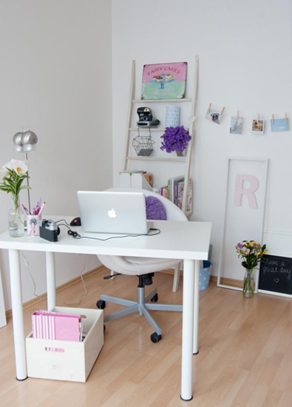 Female Executive Office Decor