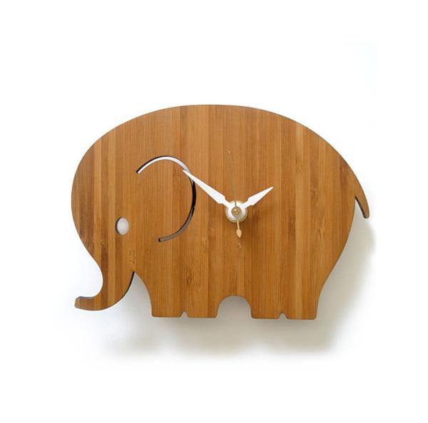 Whimsical Wall Clocks Kitchen