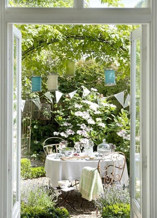 romantic-outdoor-furniture-garden-ideas - HomeMydesign on Romantic Backyard Ideas id=21854