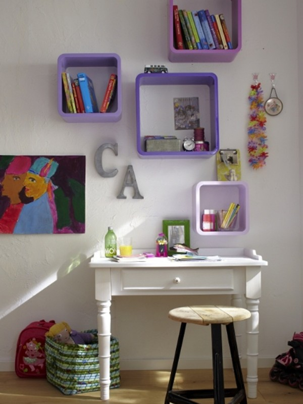 Desk Space Ideas For Kids