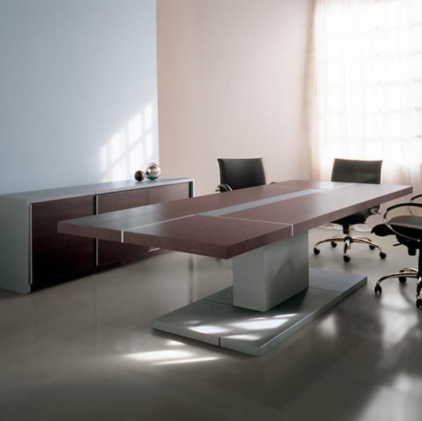 Office Table Designs By Estudi Arola