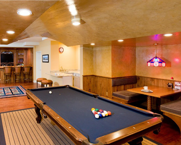Modern-basement-remodeling-ideas