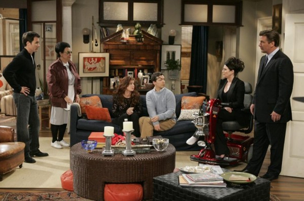 Will And Grace Apartment Homemydesign