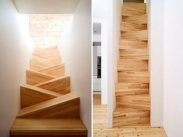 Wooden Staircase Design Ideas