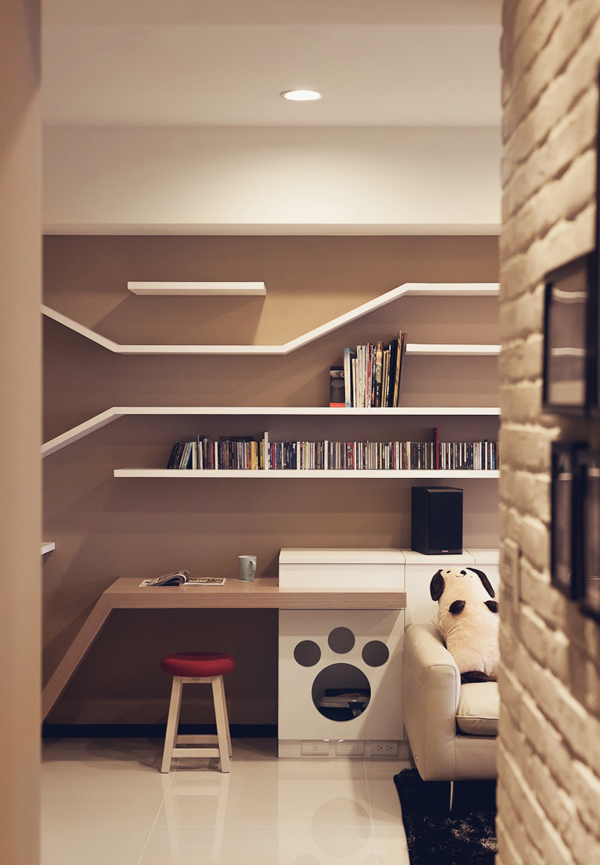 I Chi Cat House Ideas