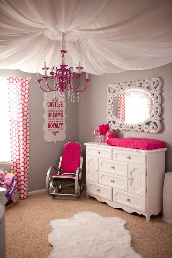 10 Wonderful Girl Rooms | Home Design And Interior on Beautiful:9Ekmjwucuyu= Girls Room Decoration  id=53970