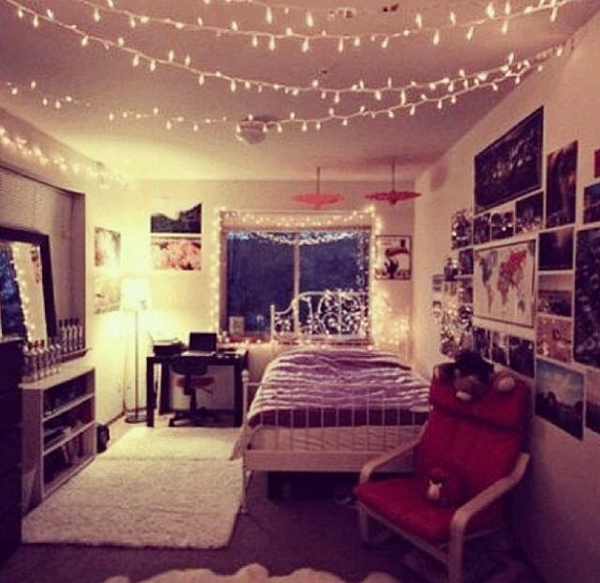 15 Cool College Bedroom Ideas | HomeMydesign on Cool Bedroom Ideas For Small Rooms  id=75251