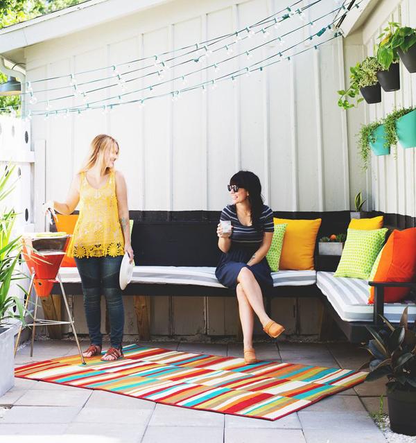 DIY Small Outdoor Party Ideas Home Design And Interior