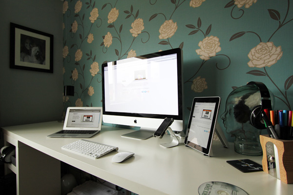Ideas Office Design Study