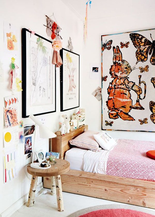 20 Beautiful Bohemian Kids Bedroom Ideas Homemydesign