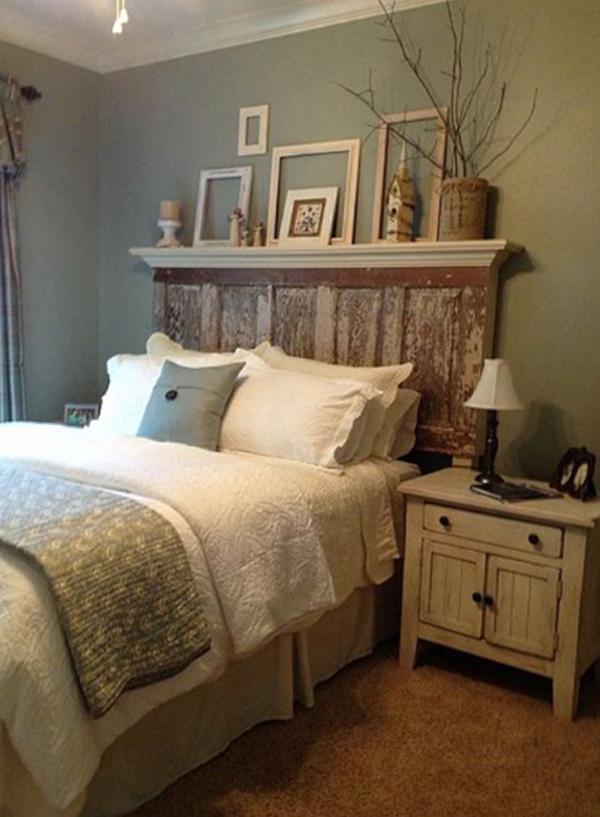 10 DIY Bedroom Headboard Ideas | HomeMydesign on Cheap:l2Opoiauzas= Bedroom Ideas  id=99526