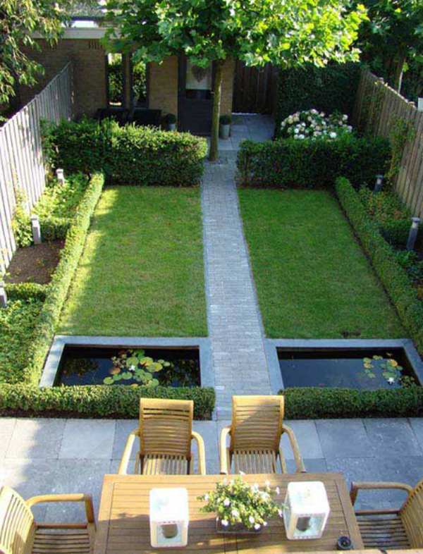 20 Small Backyard Garden For Look Spacious Ideas ... on Modern Landscaping Ideas For Small Backyards  id=83244
