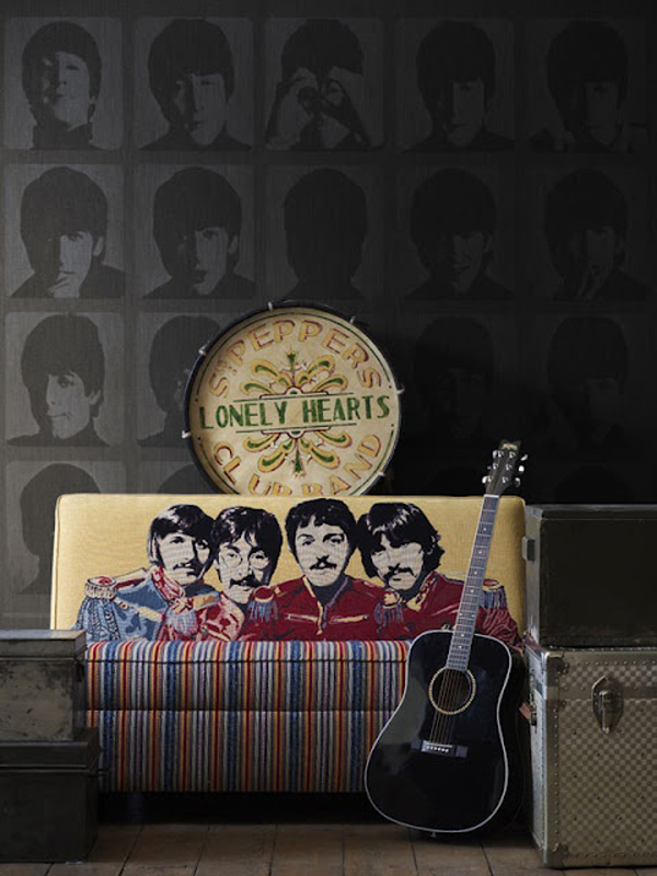The Beatles Inspired Bedrooms With Music Life Home